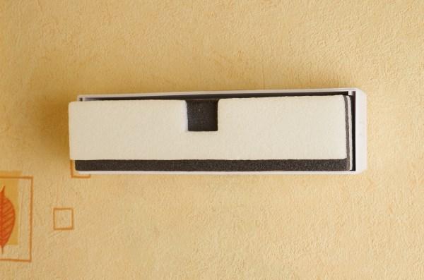 В корпус вставляется глушитель с встроенным фильтром G3