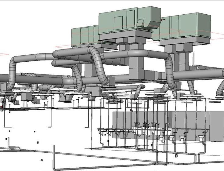 Проектирование систем вентиляции в СПб